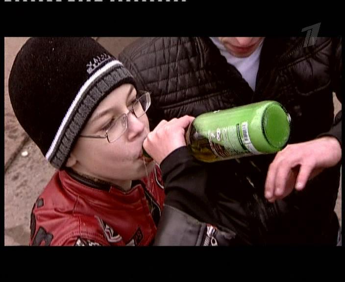 Детский и подростковый алкоголизм причины и последствия